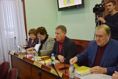 заседание комиссии по выбору кандидата на пост Главы Оренбурга 2018