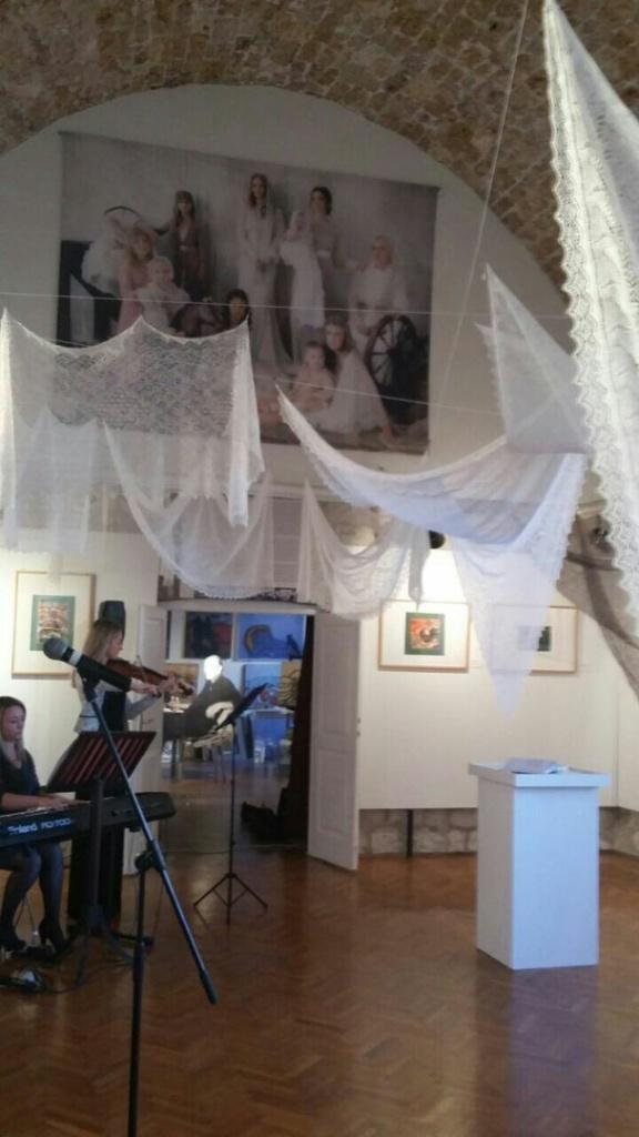 Конкурс на выставку в галерее