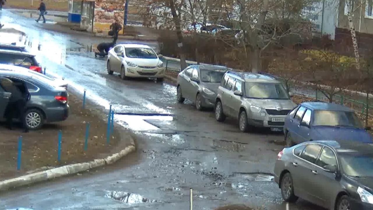 ВОренбурге прохожие помогли задержать преступника