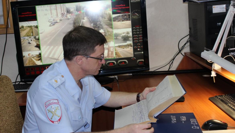Начальник региональной полиции лично проверил профподготовку подчиненных