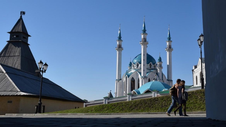 Казань вошла в тройку самых популярных городов России для туристических поездок в августе