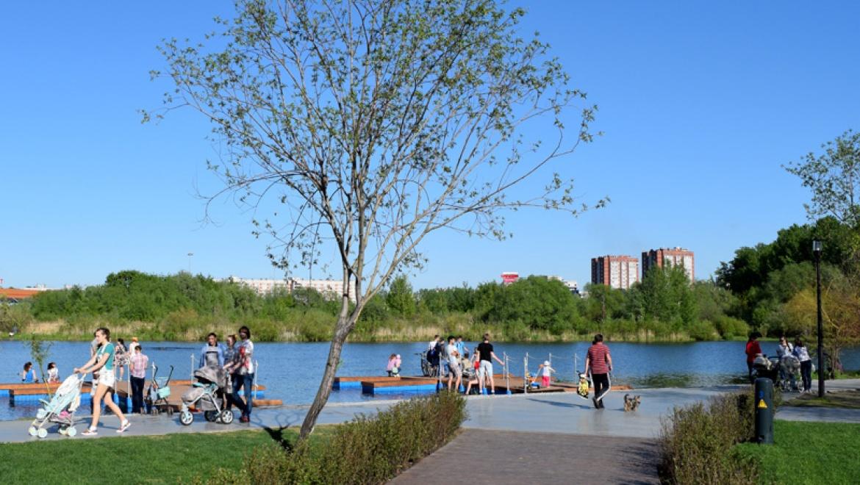 В Казани появляются новые «зеленые» центры притяжения для жителей