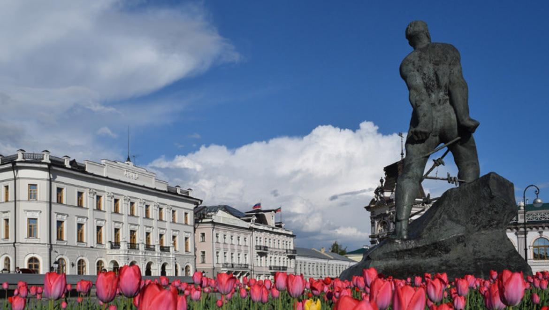 Казань входит в топ-5 городов для путешествий на новый год
