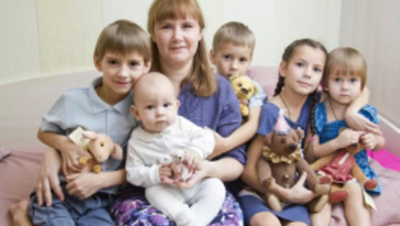 C 1 января 2016 года многодетные семьи Казани освободят от налога на имущество