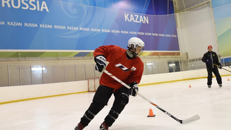 Известный канадский тренер проведет мастер-класс для юных хоккеистов Казани