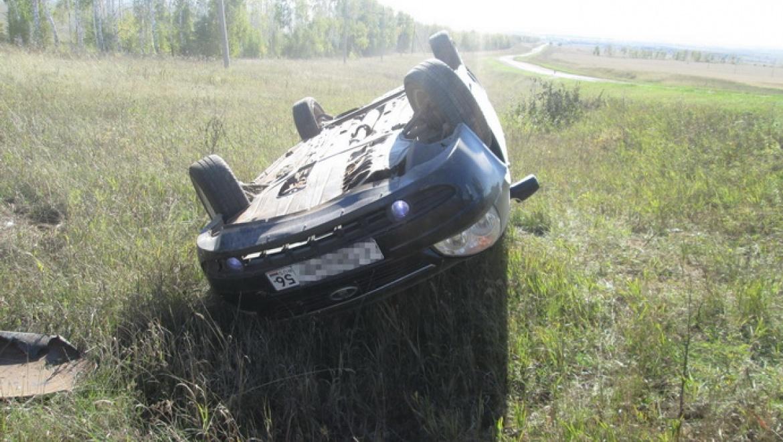 В Пономаревском районе в ДТП погиб водитель «Приоры»