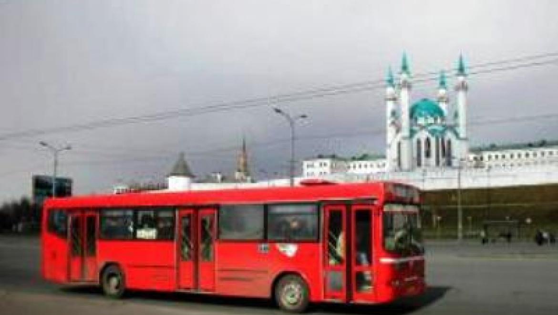 В день Курбан-байрам городской транспорт Казани будет работать по графику выходного дня