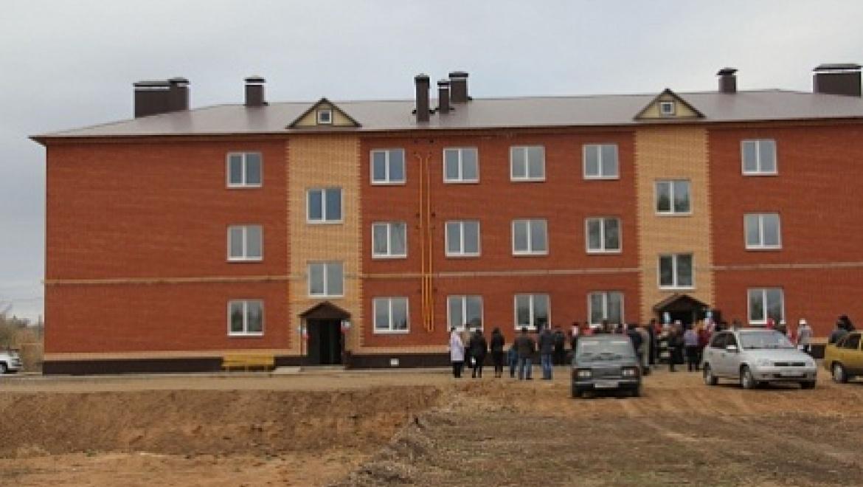Продолжается реализация программы переселения граждан из аварийного жилья