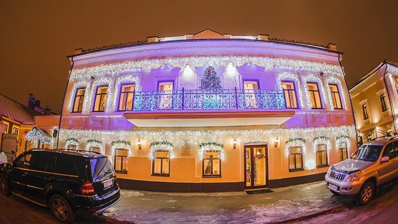 1 декабря в Казани стартует конкурс на лучшее новогоднее оформление городских объектов