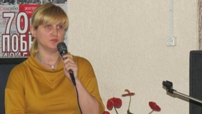 В Оренбурге работали представители Фонда поддержки слепоглухих «Со-единение»