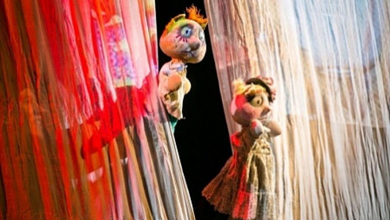 Областной театр кукол отметил 80-летний юбилей
