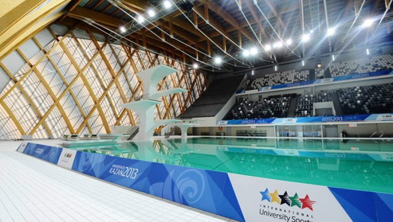 В Казани пройдет чемпионат России по плаванию в 25-метровом бассейне