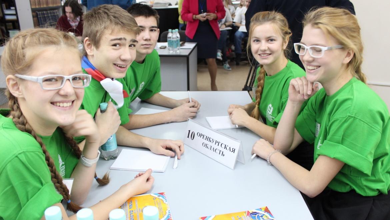 Большой кубок игры «Ума палата» вновь достался оренбургской команде «Великие умы»