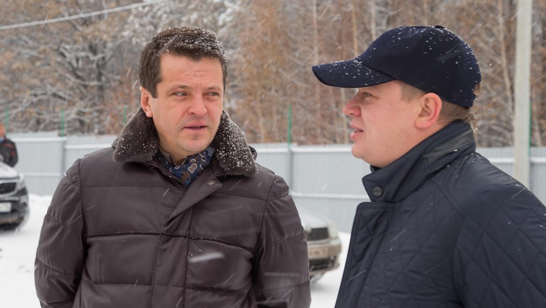 В ноябре планируется завершить строительство первой очереди полигона ТБО «Восточный»