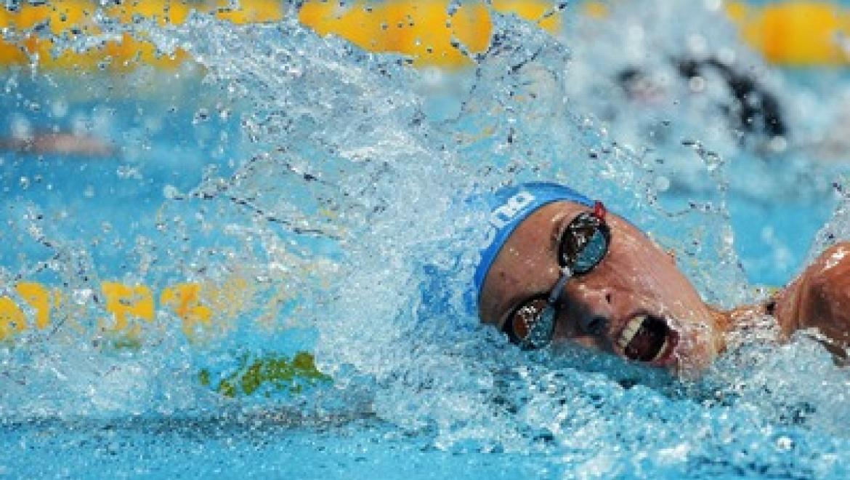 Призеров Чемпионата России по плаванию наградили путевками на Чемпионат Европы