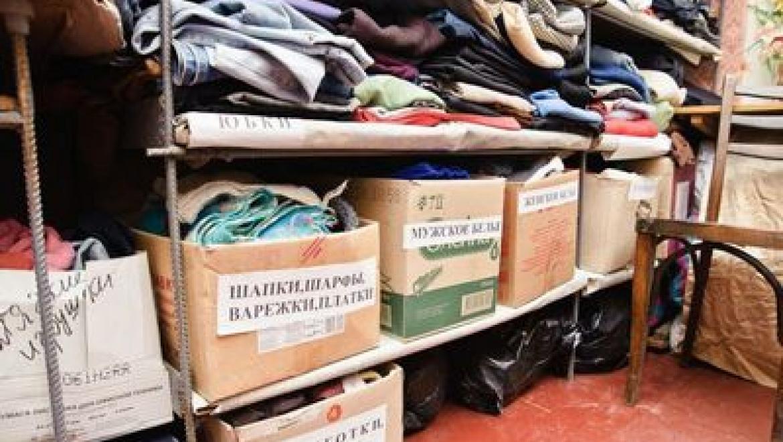 Более 100 семей получили помощь от жителей Казани