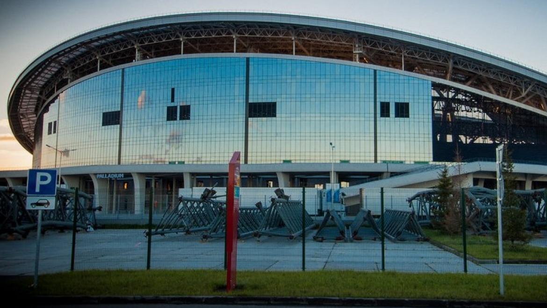 26 ноября у стадиона «Казань Арена» будет ограничена парковка транспортных средств