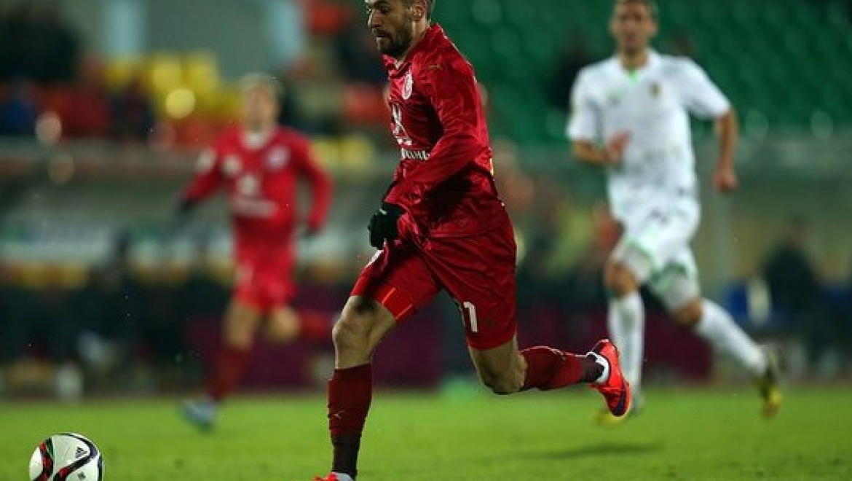 «Рубин» обыграл «Сьон» со счетом 2:0