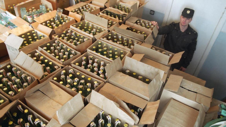 Минздрав области призывает воздержаться от покупки суррогатного алкоголя