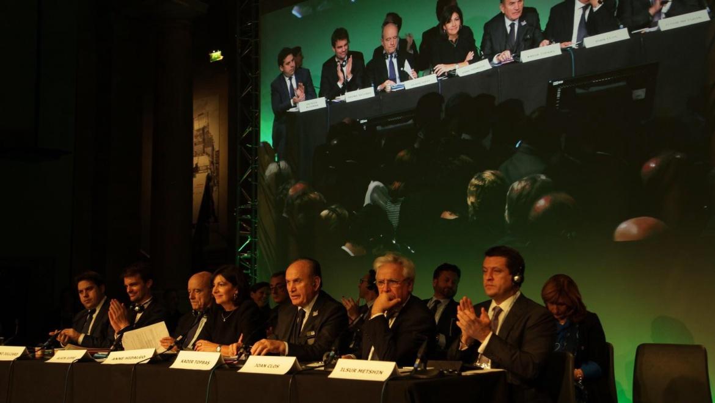 Ильсур Метшин принял участие во Всемирном Совете ОГМВ и Климатическом Саммите в Париже