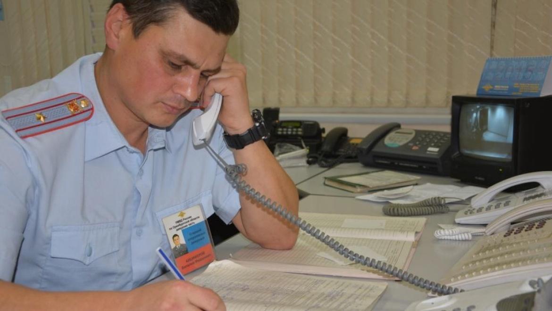 На телефон доверия УМВД России по Оренбургской области поступило свыше 800 звонков