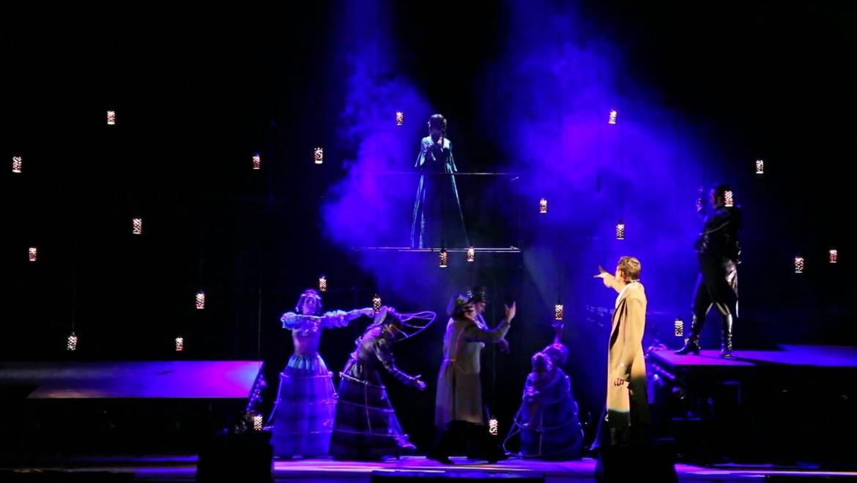 Готовится к премьере мюзикл «Дубровский»