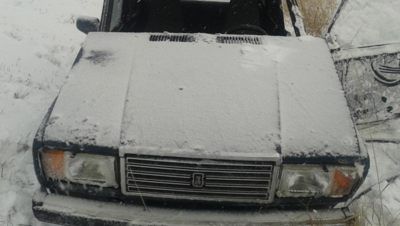 "ДТП на автодороге ""Казань-Оренбург-Акбулак»"