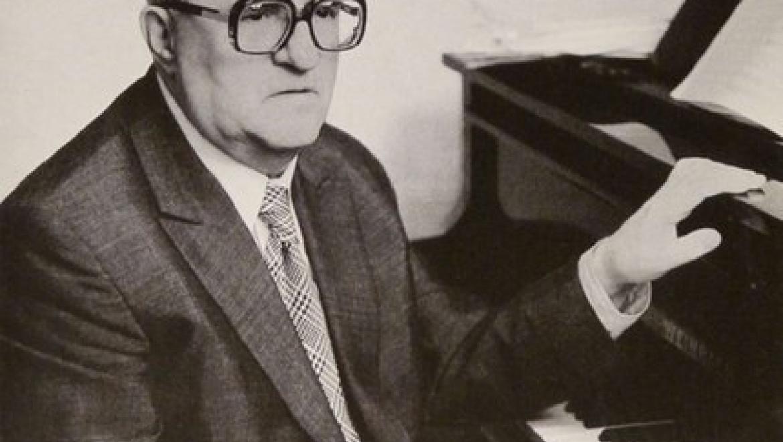 Исполнилось 100 лет со дня рождения композитора Георгия Свиридова