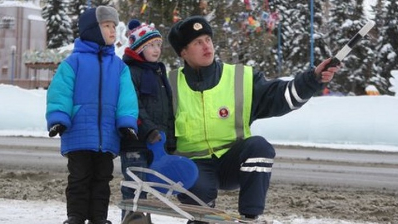 ГИБДД Казани призывает водителей быть предельно внимательными в период новогодних каникул