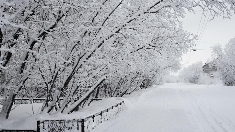 В первые рабочие дни 2016 года казанцев ждет морозная погода