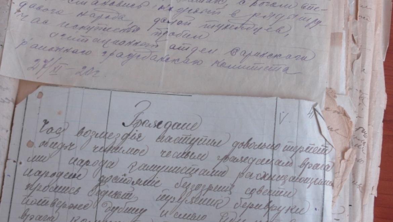 95 лет Крестьянскому восстанию в Орском уезде
