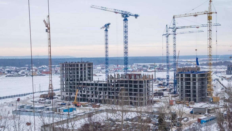 В 2015 году в Кировском и Московском районах Казани введено более 67 тыс. кв.м жилья