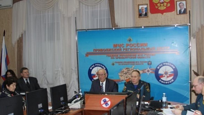 Юрий Берг: «Все службы по ликвидации ЧС находятся в режиме повышенной готовности»
