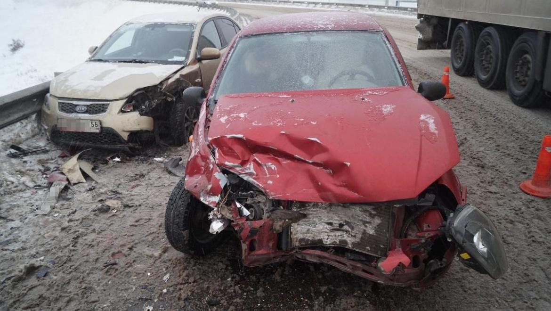 ДТП на ул. Терешковой: 9-летний пассажир госпитализирован