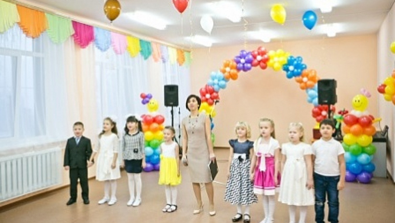 В Матвеевке и Бугуруслане открылись детские сады
