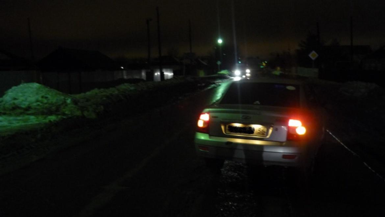 Смертельное ДТП в Орске: водитель сбил двух пешеходов