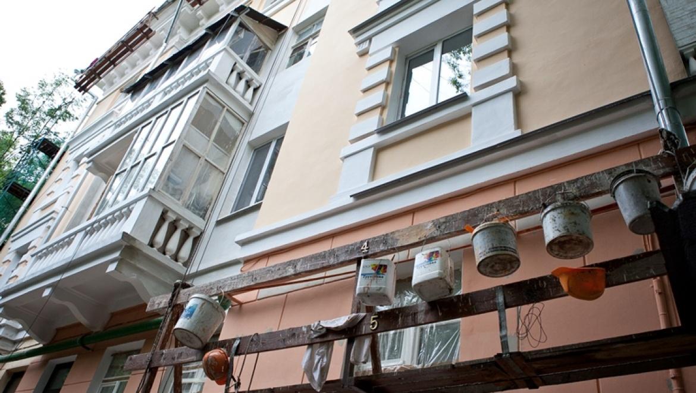 За последние 8 лет в Казани капитально отремонтировано свыше 2 тысяч жилых домов