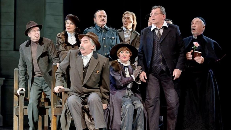 В Оренбурге пройдет прямая трансляция спектакля «Пристань»