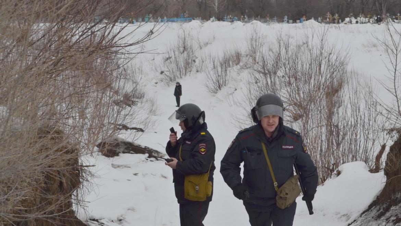 Командно-штабное учение «Метель-Оренбург-2016»