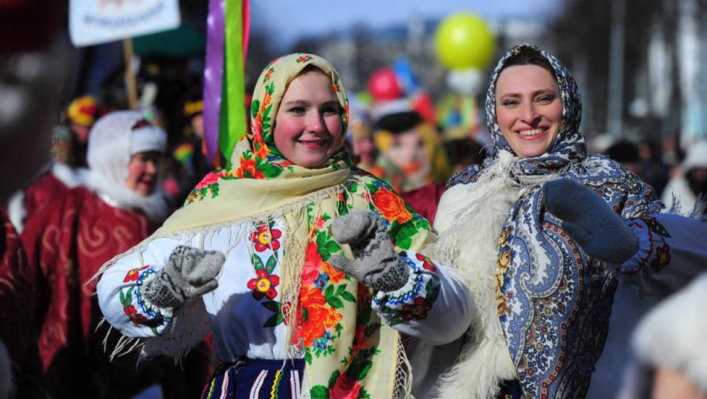 Казанцы широко отметят Масленицу 12 марта