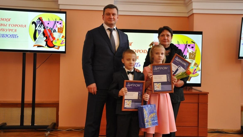 Гала-концерт премии «Дебют»  собрал лучших