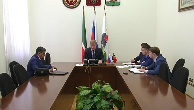 Заявление предпринимателя о нарушениях в ходе торгов было рассмотрено в Исполкоме Казани