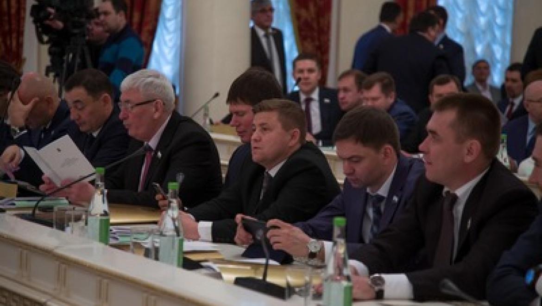 Депутаты Казанской городской Думы перешли от бумаги к «цифре»