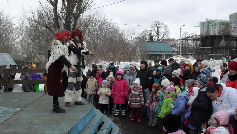 Депутаты Казгордумы пригласили детей на Масленицу