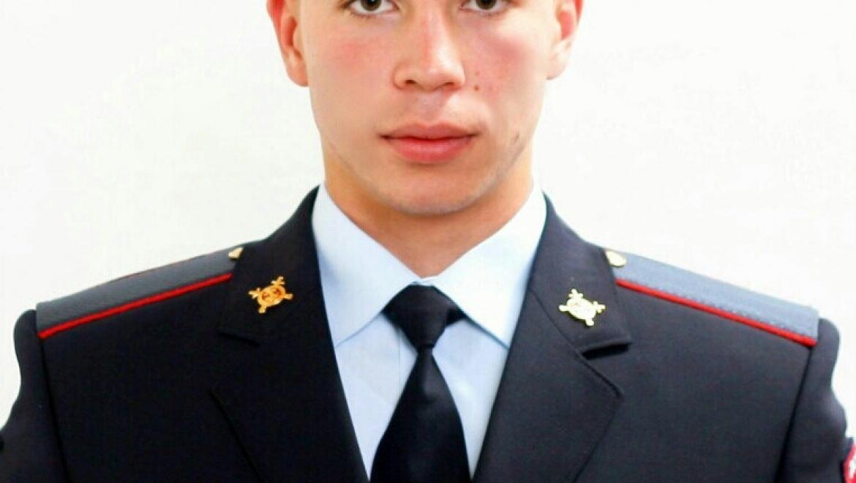 Данил Максудов приступил к охране общественного порядка