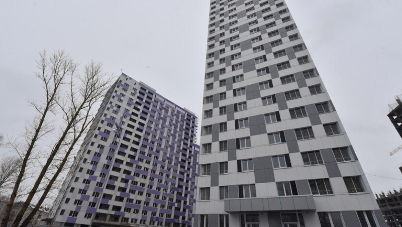 В Казани выдано разрешение на ввод в эксплуатацию жилого дома №2 в ЖК «Симфония»