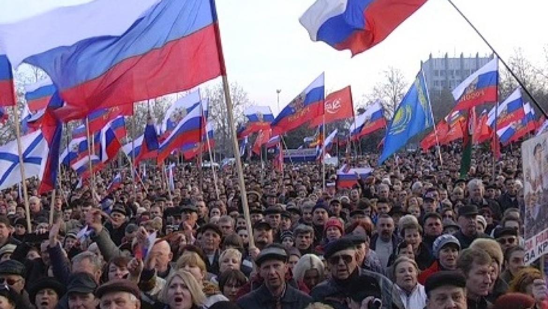 Крым наш: вторая годовщина