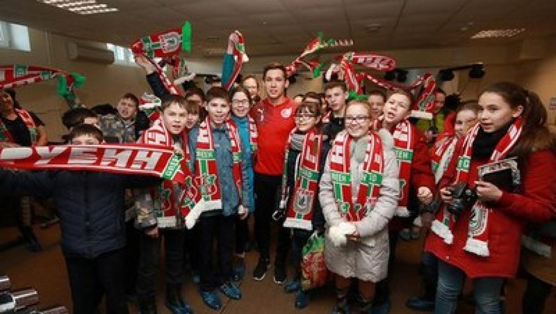 В Казани стартовал второй этап конкурса «Самый футбольный класс»