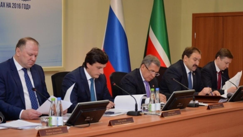 В Казани обсудили вопросы энергосбережения и повышения энергетической эффективности в РТ