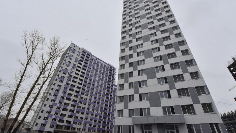 В Казани стартует процедура выдачи ключей от квартир дома №2 ЖК «Симфония»